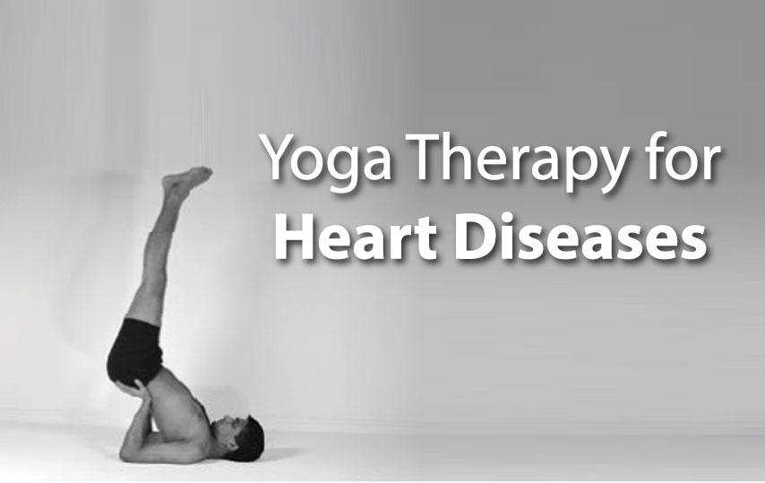 Therapeutic Yoga for Heart Health